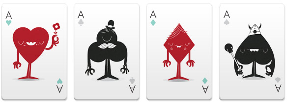 Playing Card Art Project