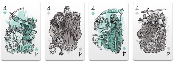 Versus-1-Playing-Cards-four