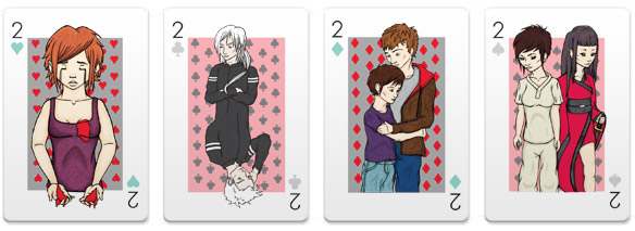 Versus-1-Playing-Cards-two