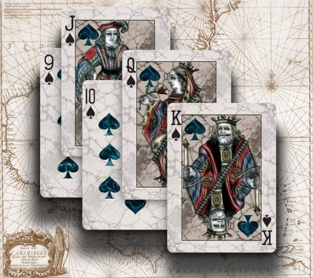 Voyager_Bicycle_Playing_Cards_Spades