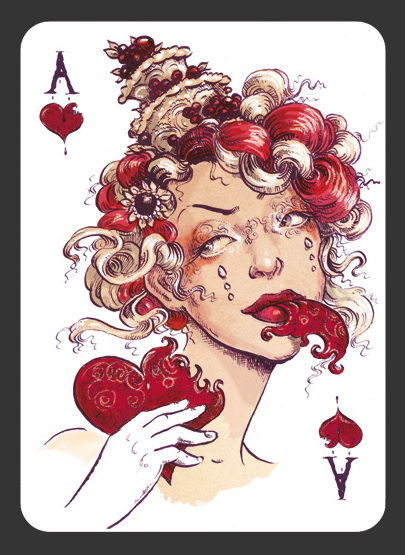 52-Aces-Playing-Cards-The-Ace-of-Hearts