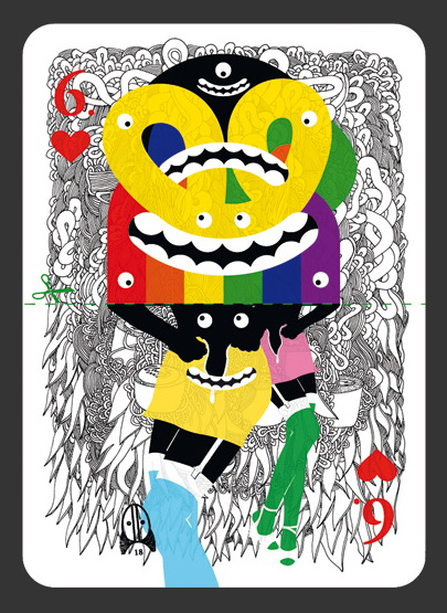 52-Aces-Playing-Cards-The-Six-of-Hearts