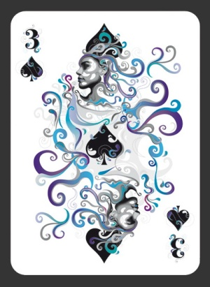 52-Aces-Playing-Cards-The-Three-of-Spades