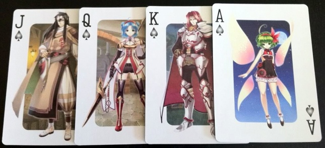 Agarest Generations_of_War_Zero_Playing_Cards_Spades
