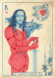Agata_Kawa_Amour_eternel_The_King_of_Hearts
