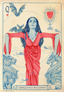 Agata_Kawa_Sanguines_Pulsions_The_Queen_of_Hearts