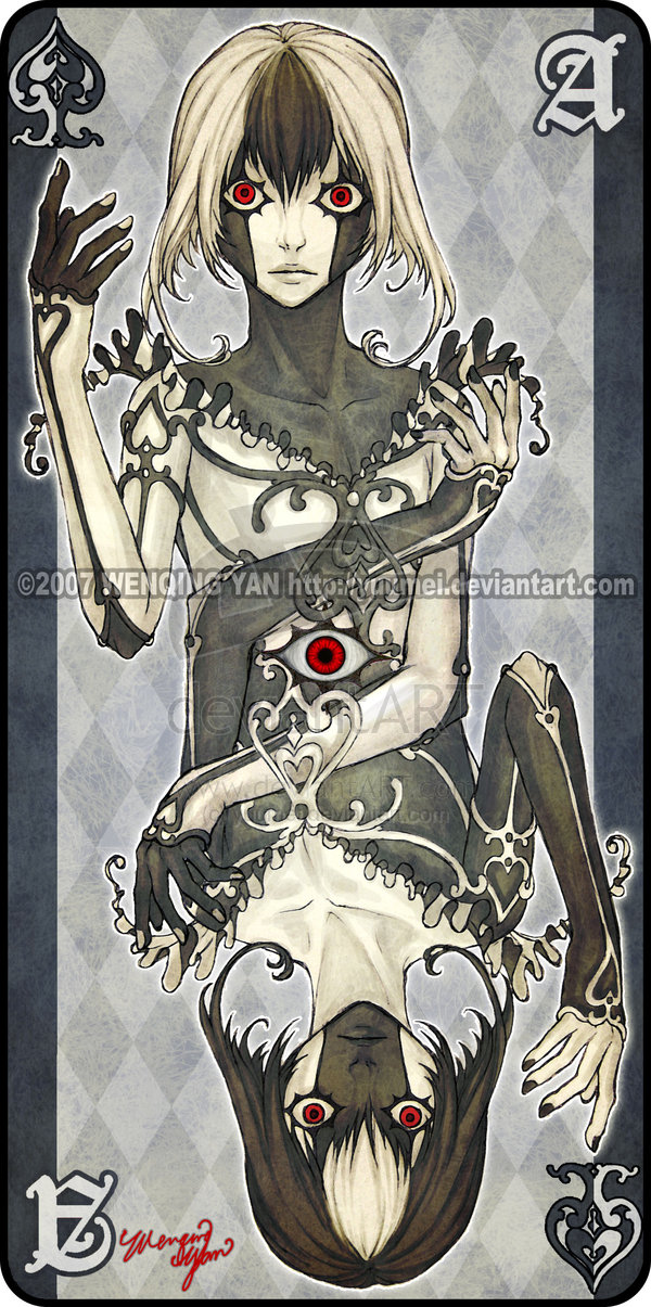 Augen_Auf__Ace_of_Spades_by_yuumei