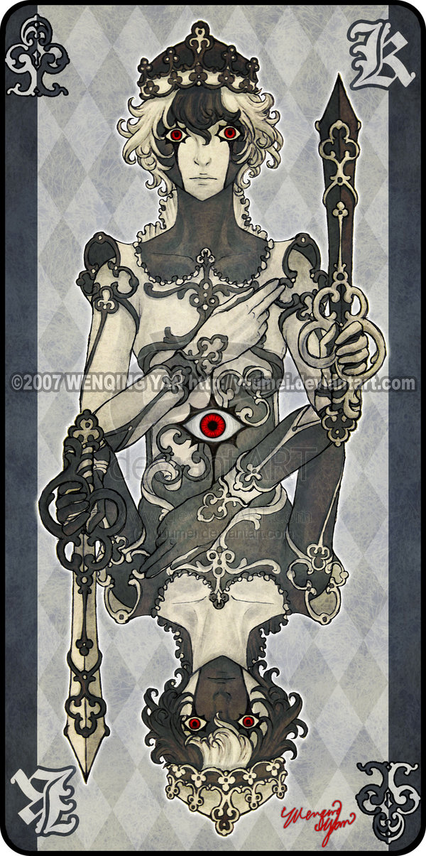 Augen_Auf__King_of_Clubs_by_yuumei
