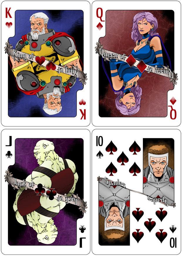 Bicycle_Instruments_of_War_Playing_Cards