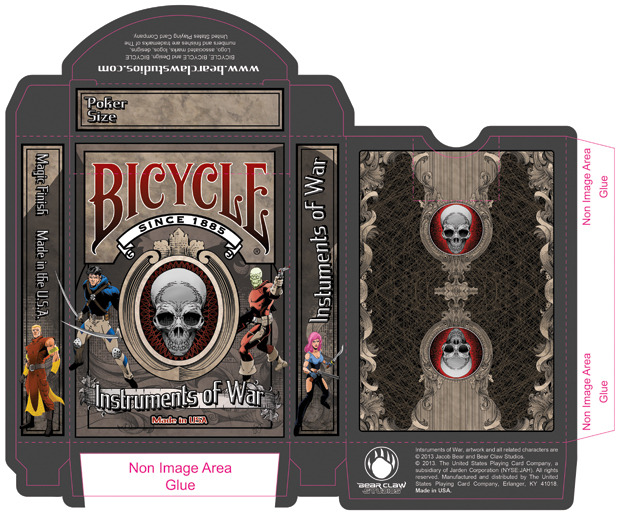 Bicycle_Instruments_of_War_Playing_Cards_Box