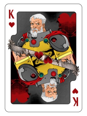 Bicycle_Instruments_of_War_Playing_Cards_The_King_of_Hearts