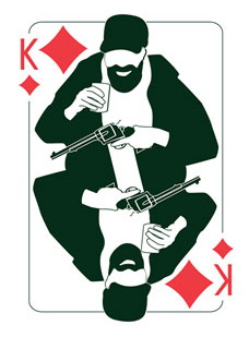 Binth_Joker_Playing_Cards_The_King_of_Diamonds
