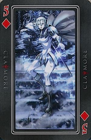 CLAYMORE_PLAYING_CARDS_Five_of_Diamonds
