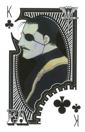 Fullmetal-Alchemist-Playing-Cards-King-of-Clubs