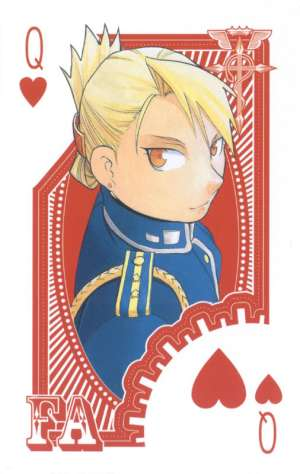 Fullmetal-Alchemist-Playing-Cards-Queen-of-Hearts