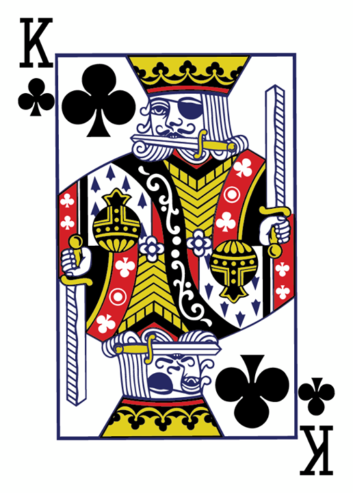 Great_Whites_Playing_Cards_King_of_Clubs