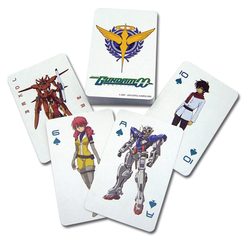 GUNDAM_00_PLAYING_CARDS