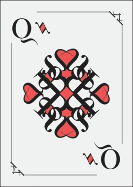 Haley_Walker_Typographic_Playing_Cards_Queen