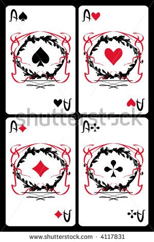 Igor_Normann_Playing_Cards_Aces