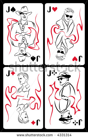 Igor_Normann_Playing_Cards_Jacks