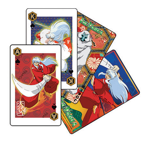 INUYASHA_PLAYING_CARDS