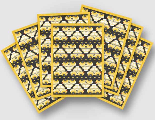 Jane_Gardner_Taxi_Playing_Cards_Back
