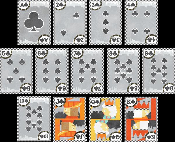 Jane_Gardner_Taxi_Playing_Cards_Clubs