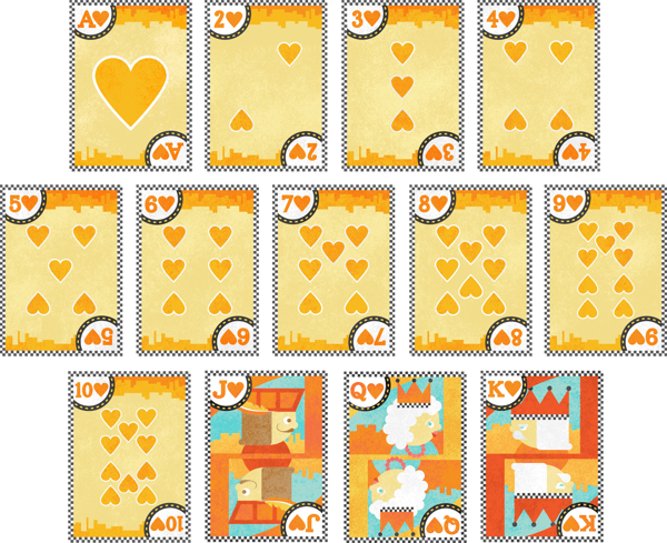Jane_Gardner_Taxi_Playing_Cards_Hearts