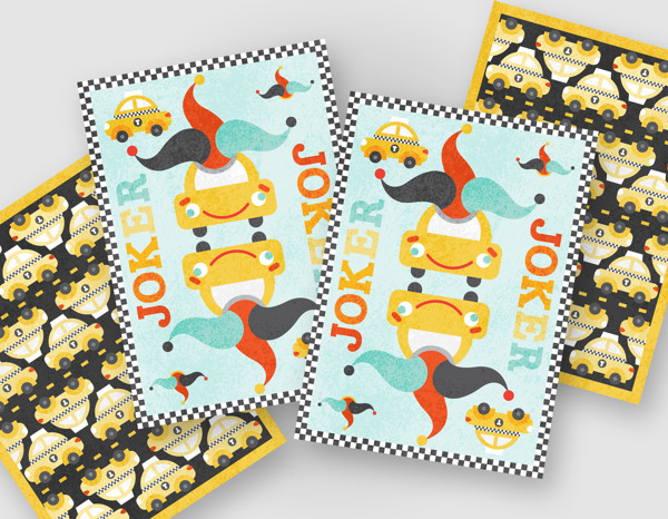 Jane_Gardner_Taxi_Playing_Cards_Jokers