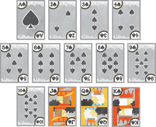 Jane_Gardner_Taxi_Playing_Cards_Spades