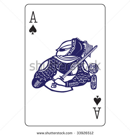 John_Lock_Playing_Cards_The_Ace_of_Spades