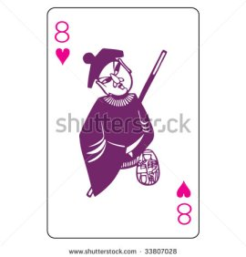John_Lock_Playing_Cards_The_Eight_of_Hearts