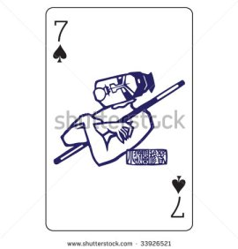 John_Lock_Playing_Cards_The_Seven_of_Spades