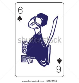 John_Lock_Playing_Cards_The_Six_of_Spades