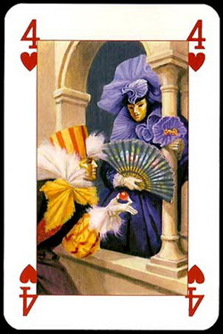 Lo_Scarabeo_Carnival_The_Four_of_Hearts
