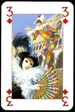 Lo_Scarabeo_Carnival_The_Three_of_Diamonds