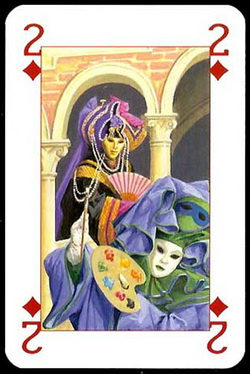 Lo_Scarabeo_Carnival_The_Two_of_Diamonds