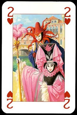 Lo_Scarabeo_Carnival_The_Two_of_Hearts