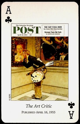 N_Rockwell_Saturday_Evening_Post_The_Ace_of_Clubs