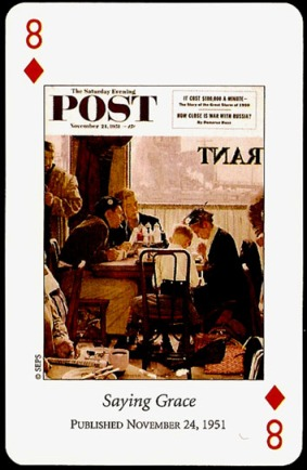 N_Rockwell_Saturday_Evening_Post_The_Eight_of_Diamonds