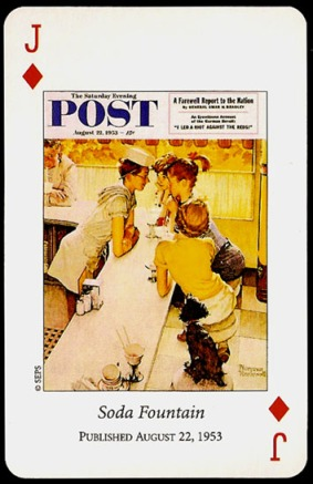 N_Rockwell_Saturday_Evening_Post_The_Jack_of_Diamonds