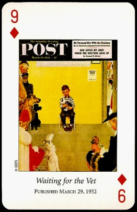 N_Rockwell_Saturday_Evening_Post_The_Nine_of_Diamonds