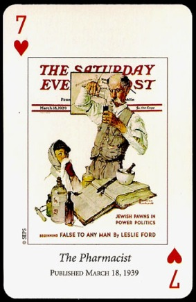 N_Rockwell_Saturday_Evening_Post_The_Seven_of_Hearts