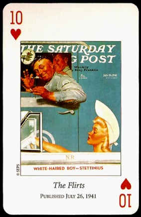 N_Rockwell_Saturday_Evening_Post_The_Ten_of_Hearts