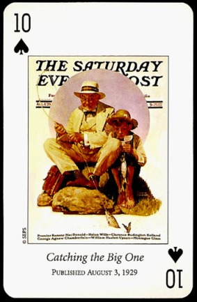 N_Rockwell_Saturday_Evening_Post_The_Ten_of_Spades
