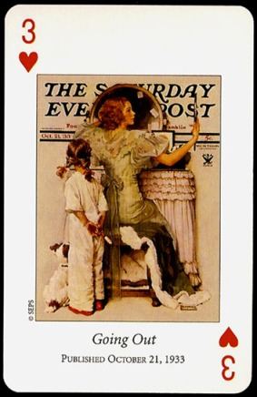 N_Rockwell_Saturday_Evening_Post_The_Three_of_Hearts