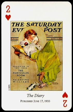 N_Rockwell_Saturday_Evening_Post_The_Two_of_Hearts