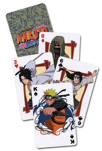 NARUTO_SHIPPUDEN_PLAYING_CARDS