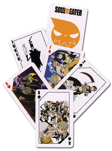 SOUL_EATER_PLAYING_CARDS