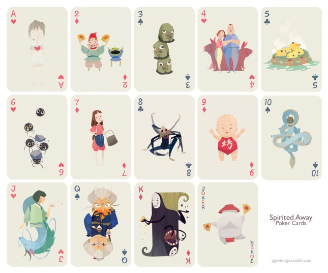 Spirited_Away_Playing_Cards_by_agentmega